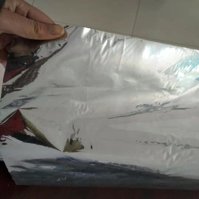 Biodegradable Single Double Sided Aluminized Thermal Shrink Film