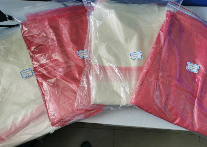 "Hospital 26""X33"" Water Soluble PVA Laundry Bags For Infection Control"